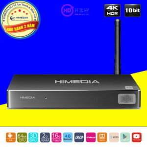 Android TV Box HiMedia A5 - HDnew Chia sẻ đam mê