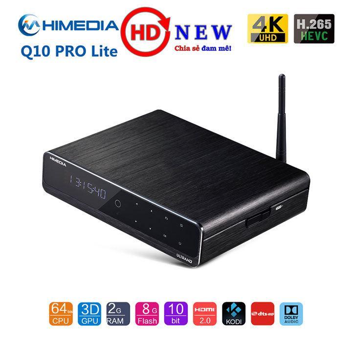 HiMediaQ10 Pro Lite – siêu phẩmAndroid TV Box2016 - HDnew Hà Nội