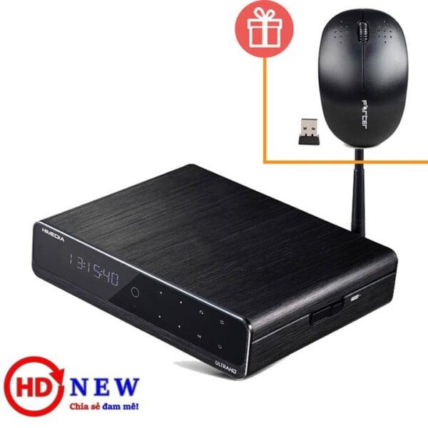 HiMediaQ10 Pro – siêu phẩmAndroid TV Box2016 | HDnew - Chia sẻ đam mê