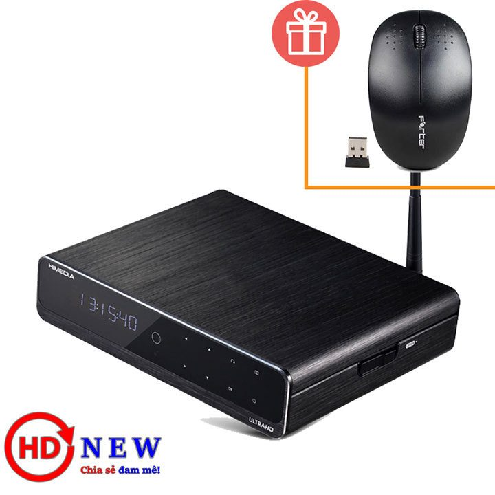 HiMediaQ10 Pro – siêu phẩmAndroid TV Box2016 - HDnew Hà Nội