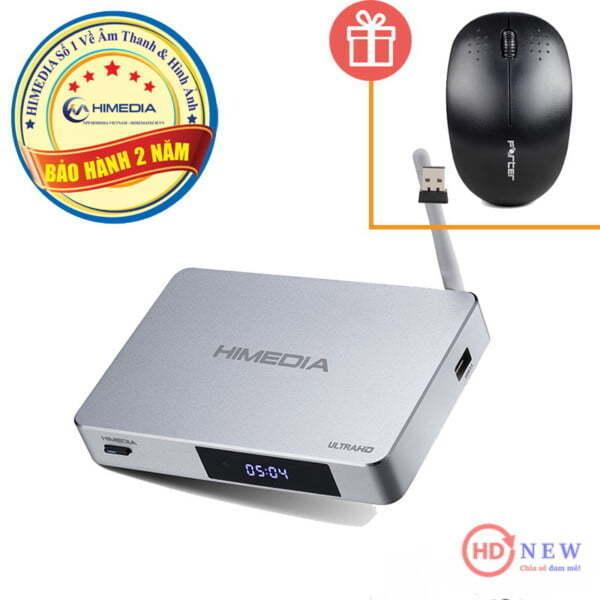 Android TV Box HiMedia Q5 Pro - HDnew Hà Nội