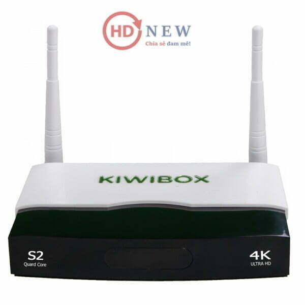 Android KiwiBox S2 - Giá rẻ cho mọi nhà | | HDnew - Chia sẻ đam mê