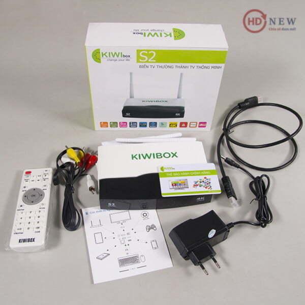Android KiwiBox S2 - Giá rẻ cho mọi nhà | HDnew - Chia sẻ đam mê