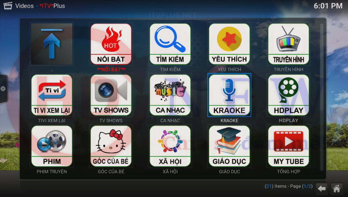 VinaBox X3 - Android Box tầm trung giá rẻ, chạy Android 6.0, chip lõi tứ - HDnew Hà Nội