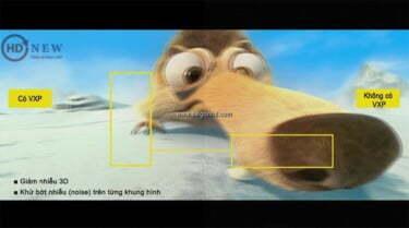 Công nghệ VXP trên đầu phát HD Dune Duo 4K - HDnew Hà Nội