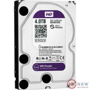 Ổ cứng HDD Western Digital Purple 3.5