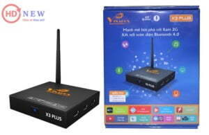 Android VinaBox X3 Plus - Android 6.0, 2GB RAM - HDnew Hà Nội