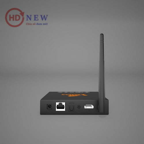 Android VinaBox X2 Plus - Android 6.0, 1GB RAM - HDnew Hà Nội