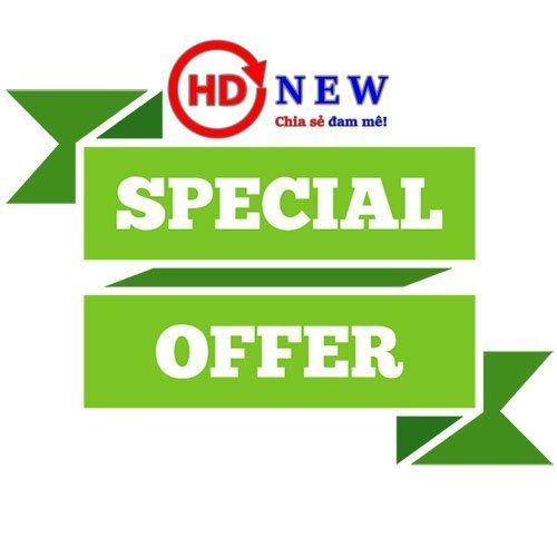 Chương trình khuyến mãi tại HDnew (Logo) - 1706