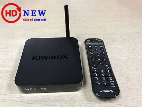 KiwiBox S3 Pro - Trau chuốt tới từng chi tiết | HDnew - Chia sẻ đam mê