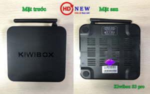 KiwiBox S3 Pro - Trau chuốt tới từng chi tiết - HDnew Hà Nội