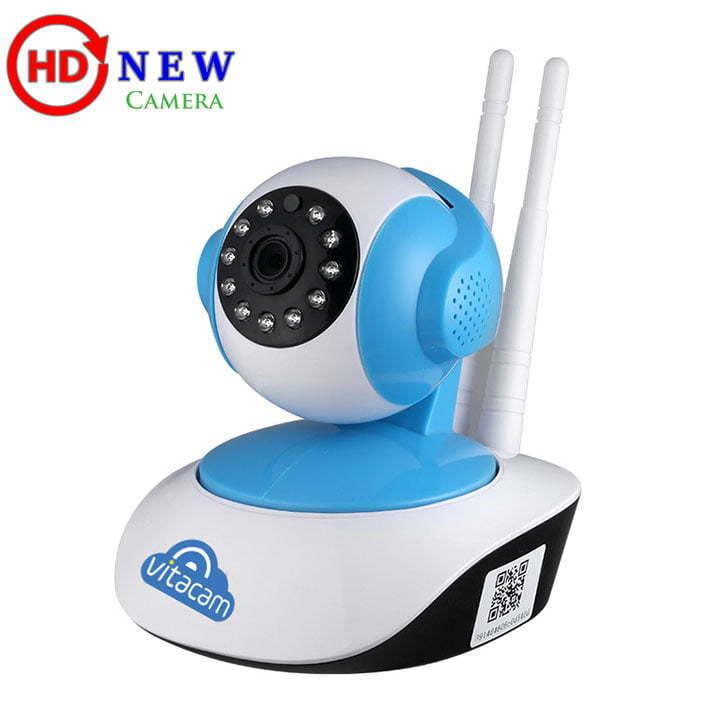 Camera Vitacam VT1080 Wi-Fi 1MP (Full HD 1080p) - HDnew Camera