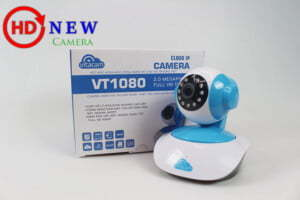 Camera Vitacam VT1080 Wi-Fi 1MP (Full HD 1080p) - HDnew Camera