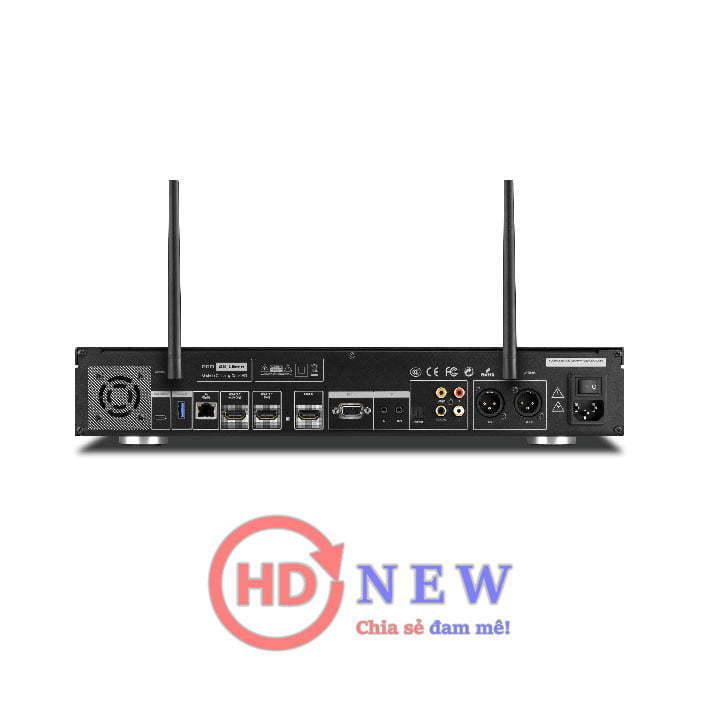 Dune HD Pro 4K Ultra - sản phẩm cao cấp mới nhất của thương hiệu Dune HD | HDnew - Chia sẻ đam mê