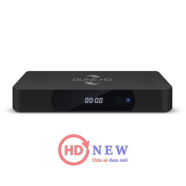 Combo Dune HD Pro 4K & ổ cứng - mạnh mẽ và tiện dụng | HDnew - Chia sẻ đam mê