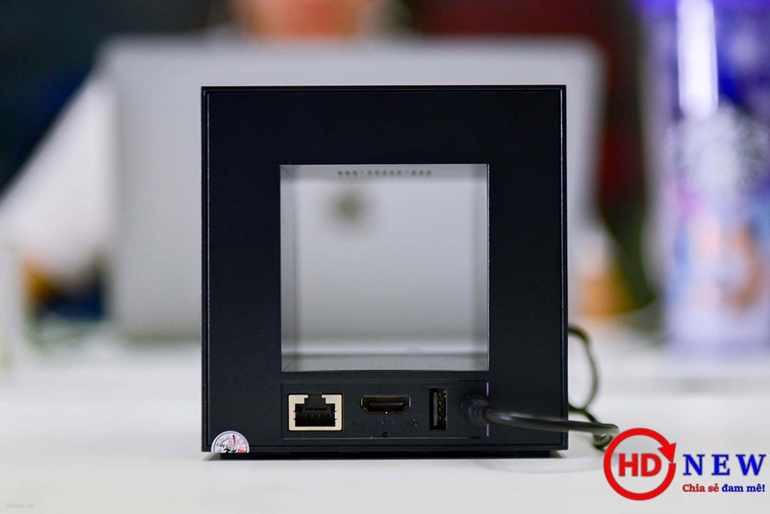 Trên tay Android TV Box Lenovo Ministation | HDnew - Chia sẻ đam mê