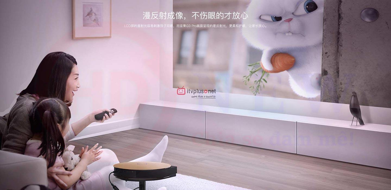 JMGO G3 Pro - máy chiếu Android 3D đáng mua nhất 2017 | HDnew - Chia sẻ đam mê