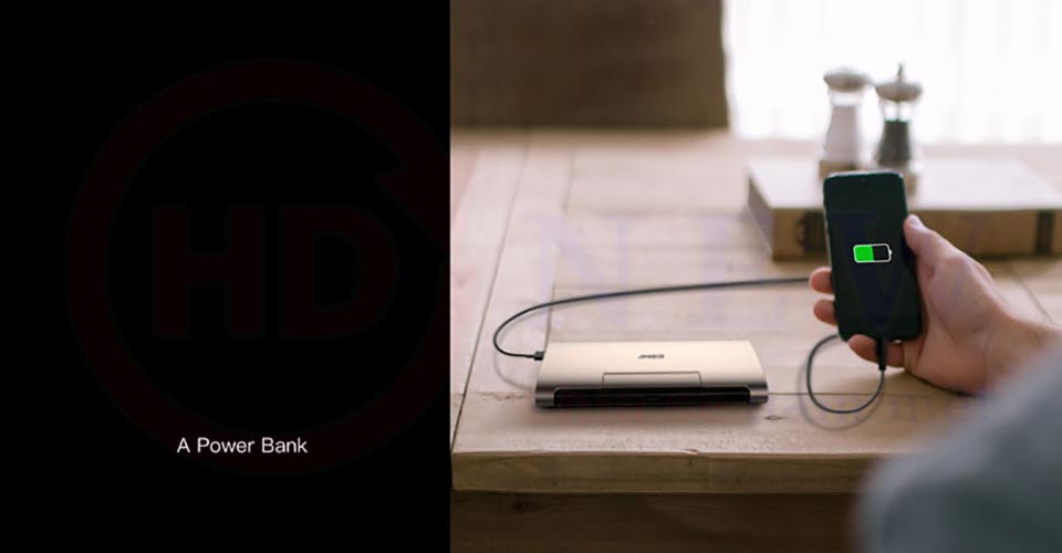 JMGO M6 - máy chiếu thông minh thế hệ mới nhất 2018 | HDnew - Chia sẻ đam mê