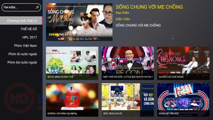 Box VTVGo V1 - VTV mọi lúc, mọi nơi, mọi TV | HDnew - Chia sẻ đam mê