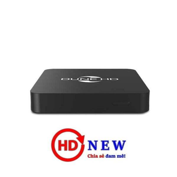 Dune HD Neo 4K - đầu phát media chạy hệ điều hành Android thế hệ mới | HDnew - Chia sẻ đam mê