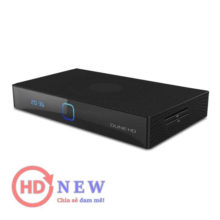 Dune HD Sky 4K Plus - tích hợp Android, DVB-S/S2, DVB-T/T2/C | HDnew - Chia sẻ đam mê
