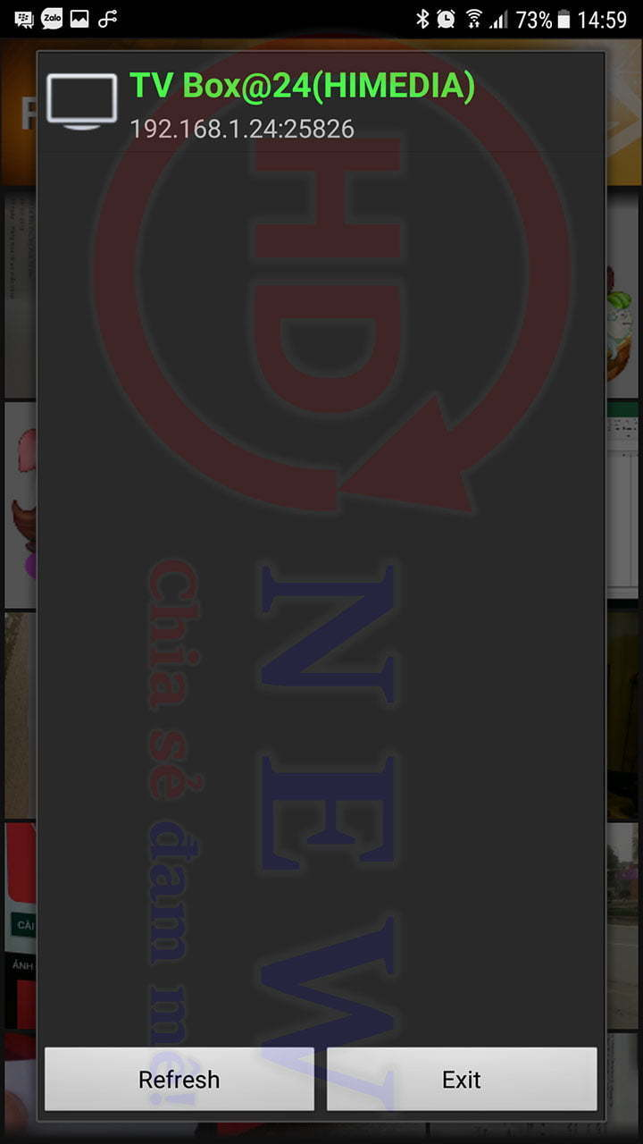 HiShare - phần mềm chia sẻ độc quyền dành cho Android TV Box HiMedia | HDnew - Chia sẻ đam mê