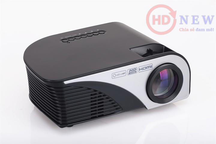 Tyco T1500, máy chiếu mini ngon bổ rẻ | HDnew - Chia sẻ đam mê