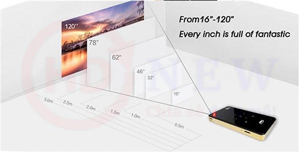Máy chiếu Android thông minh Tyco M10 | HDnew - Chia sẻ đam mê