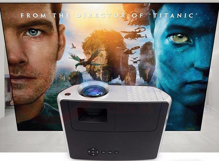 Máy chiếu mini Tyco T2500 giá rẻ | HDnew- Chia sẻ đam mê