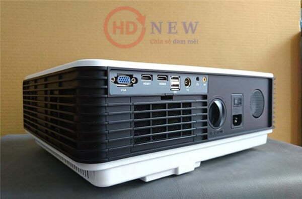 Tyco T35 - máy chiếu giá rẻ, tính năng ấn tượng | HDnew - Chia sẻ đam mê