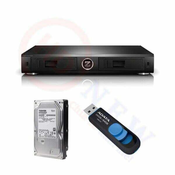 Combo Zappiti Duo 4K HDR & ổ cứng gắn trong, giá siêu hấp dẫn | HDnew - Chia sẻ đam mê
