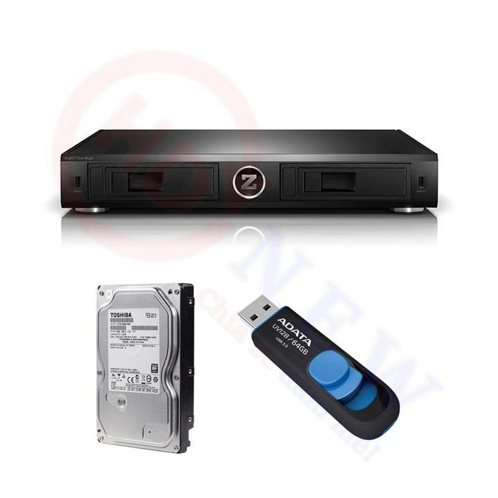 Combo Zappiti Duo 4K HDR & ổ cứng gắn trong, giá siêu hấp dẫn   HDnew - Chia sẻ đam mê