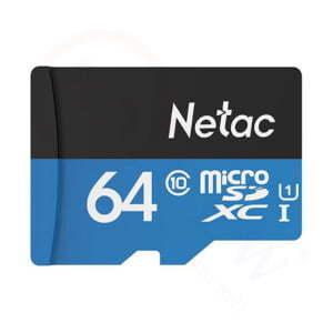 Thẻ nhớ Netac P500 microSDXC 64GB | HDnew - Chia sẻ đam mê
