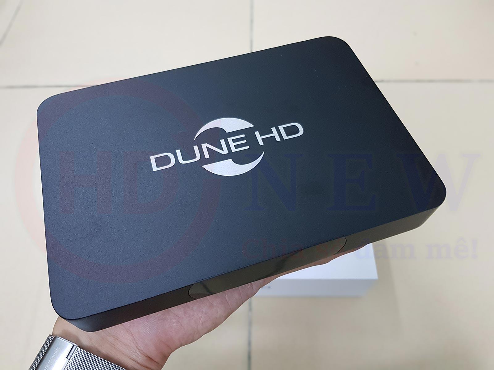 So sánh đầu phát Dune HD Pro 4K và Dune HD Duo 4K | HDnew - Chia sẻ đam mê