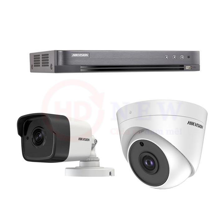 Bộ camera quan sát Hikvision HD-TVI 5MP | HDnew - Chia sẻ đam mê