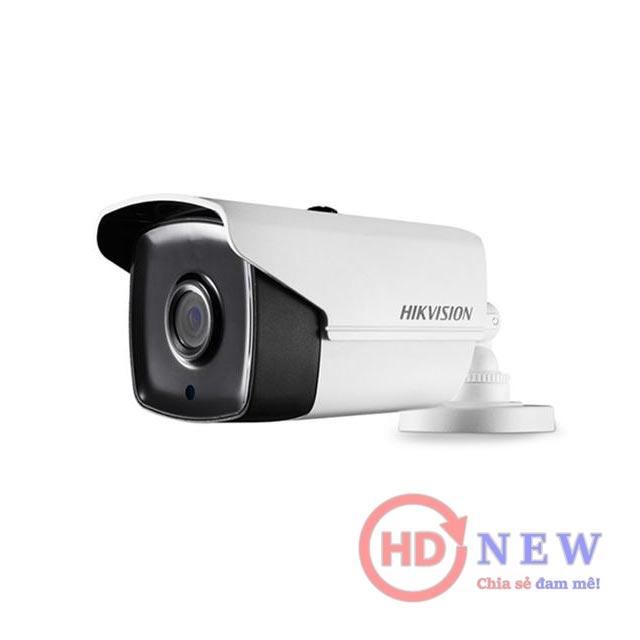 Hikvision DS-2CE16D0T-IT3 - camera thân trụ 2MP, hồng ngoại 40m | HDnew - Chia sẻ đam mê