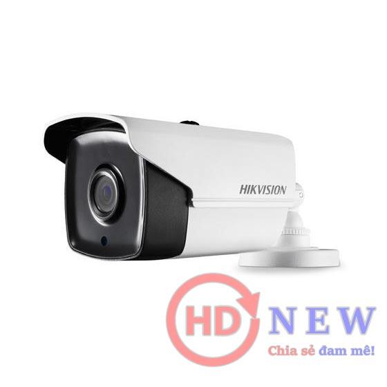 Hikvision DS-2CE16H0T-IT3F - camera thân trụ 5MP, hồng ngoại 40m | HDnew - Chia sẻ đam mê