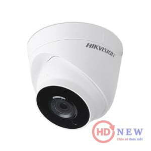 Hikvision DS-2CE56C0T-IT3 - camera bán cầu 1MP, hồng ngoại 40m | HDnew - Chia sẻ đam mê