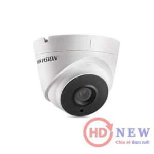 Hikvision DS-2CE56H0T-IT3F - camera bán cầu 5MP, hồng ngoại 40m | HDnew - Chia sẻ đam mê