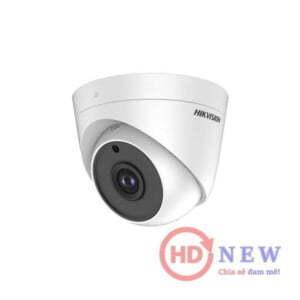 Hikvision DS-2CE56H0T-ITPF - camera bán cầu 5MP, hồng ngoại 20m | HDnew - Chia sẻ đam mê