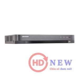Đầu ghi Hikvision DS-7204/7208HUHI-K1 HD-TVI 5MP | HDnew - Chia sẻ đam mê
