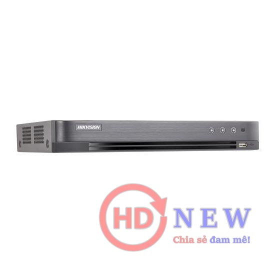 Đầu ghi Hikvision DS-7204/7208HUHI-K1 HD-TVI 5MP | HDnew Camera