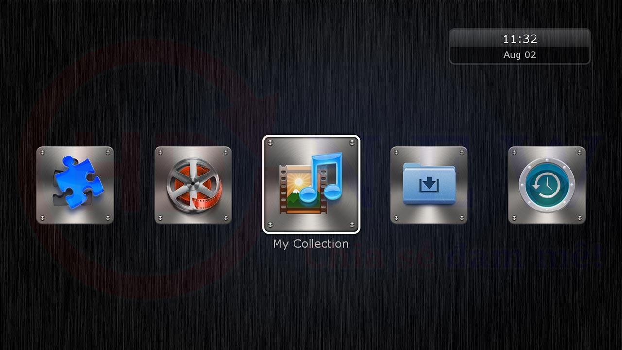 Hướng dẫn thêm phim trên ổ cứng, USB vào Bộ sưu tập trên đầu phát Dune HD Pro 4K | HDnew - Chia sẻ đam mê