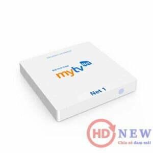 Box MyTVNet Net 1 - Android TV Box full bản quyền 180 kênh TV   HDnew - Chia sẻ đam mê