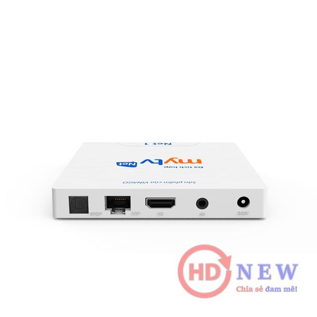 Box MyTVNet Net 1 - Android TV Box full bản quyền 180 kênh TV | HDnew - Chia sẻ đam mê