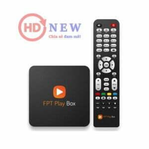 FPT Play Box 4K 2018 - hỗ trợ 4K 60fps | HDnew - Chia sẻ đam mê