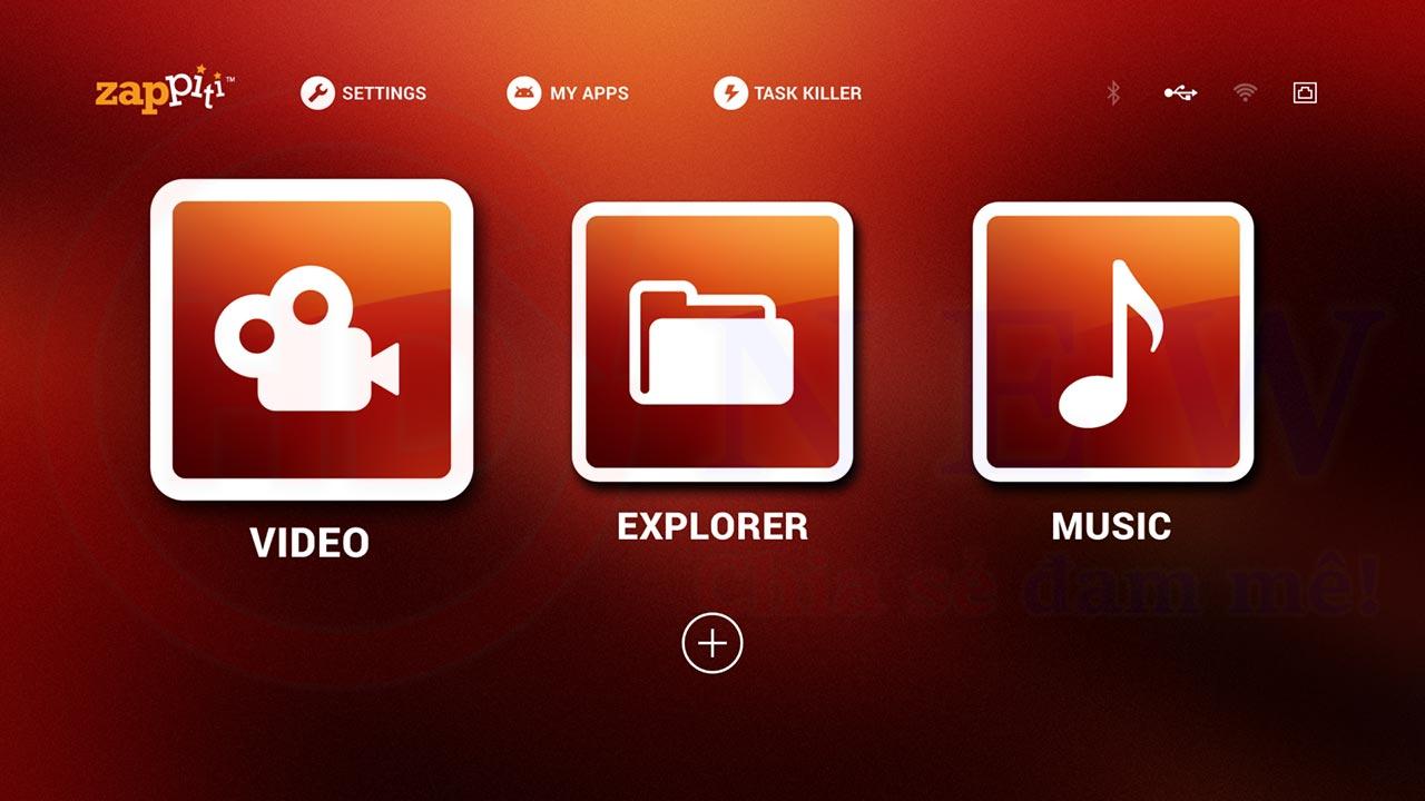Cập nhật Zappiti Duo 4K HDR lên firmware 3.11 | HDnew - Chia sẻ đam mê