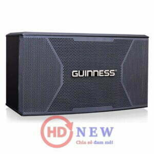 Loa Karaoke Guinness KS-103G | HDnew - Chia sẻ đam mê