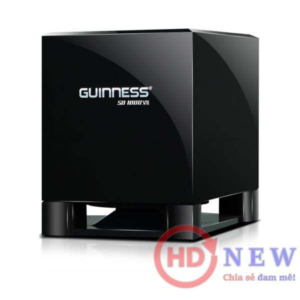 Loa Subwoofer Guinness SB-1800 VII | HDnew - Chia sẻ đam mê