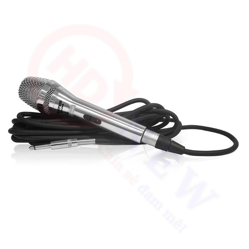 Micro Karaoke Guinness BG-68S | HDnew - Chia sẻ đam mê